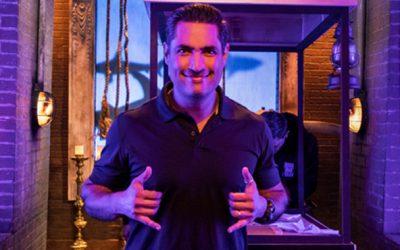 Entrevista al emprendedor Enrique Espinoza, creador de Rossonero Foods